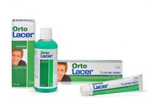 אורתו לייסר -טיפול מקצועי בזמן הטיפול האורתודנטי
