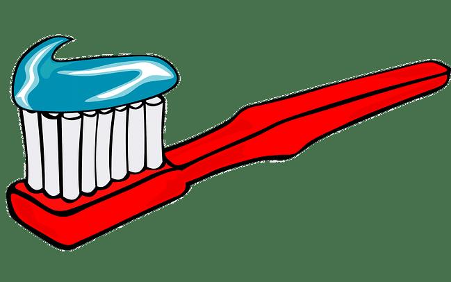 תמונה של מברשת שיניים במאמר של דלקת חניכיים חריפה