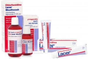 טיפול בדלקת חניכיים סדרת כלורהקסידין